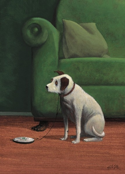 KD His Masters Voice, Gerhard Gluck