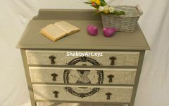 Shabby Chic Chest Of Drawers How To