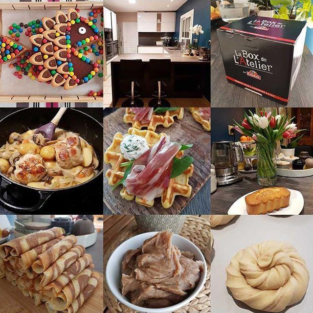 Gaufres De Pommes De Terre Au Jambon Audrey Cuisine