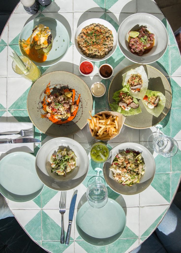 The Londoner » Lunch in Victoria