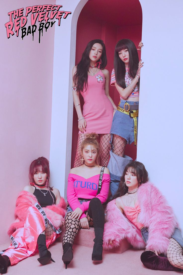"The Perfect Red Velvet: Series 2 ""Bad Boy"" by Red Velvet 