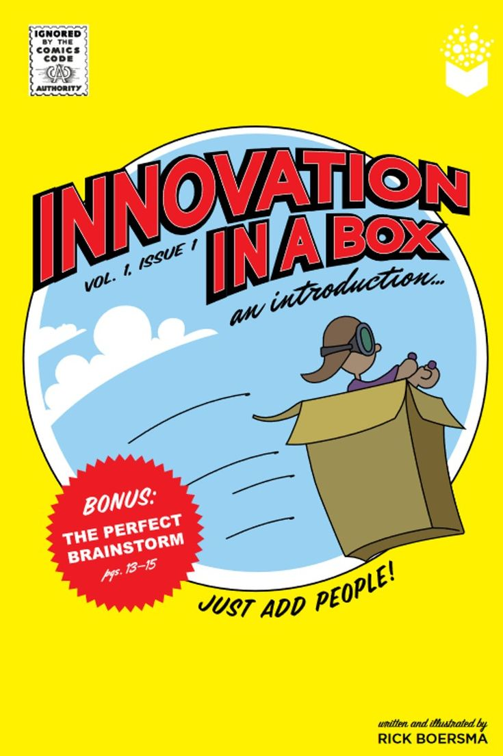 Innovation in a Box is a training program and suite of tools, designed to help your business not only initiate but implement and sustain innovation in your organization. Juice Inc. - employee training services from Toronto to Los Angeles.