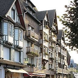 Hotel Le Trophee (***)  LENIN MARTIN BALZAN has just reviewed the hotel Hotel Le Trophee in Deauville - France #Hotel #Deauville