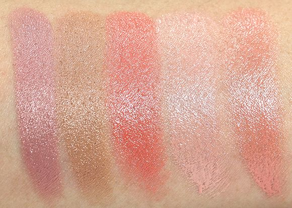 My MAC Lipstick Collection 2013 Swatches & Brief Formula Review {Blankety}