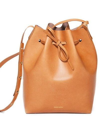 On the hunt for the perfect bucket bag