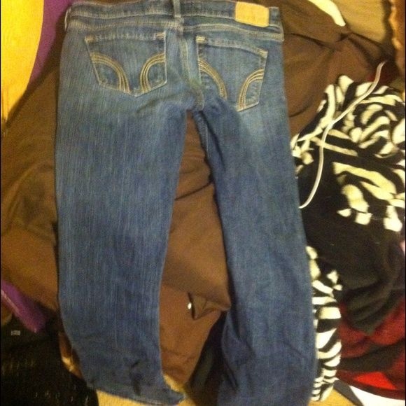 Hollister skinny jeans Size xs flare Hollister Pants Boot Cut & Flare