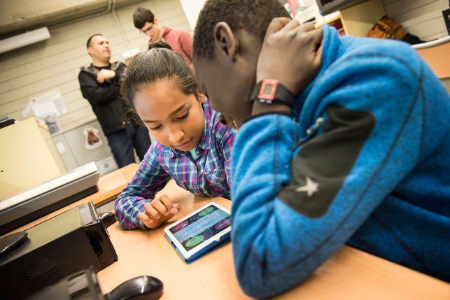 El doble reto de innovar en escuelas de entornos desfavorecidos