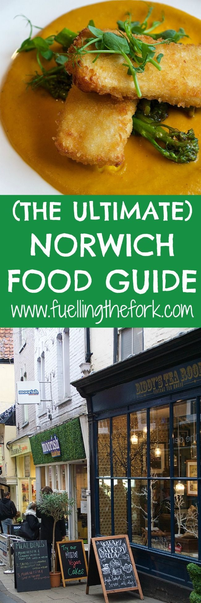 The ultimate Norwich Food Guide. Looking for the best spot to tuck into breakfast, lunch, dinner and even a delicious drink? Then read on!