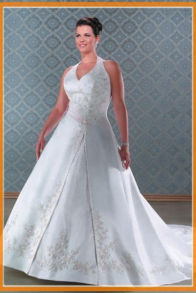 Beautiful  best Plus Size Wedding Dresses images on Pinterest Wedding dressses Wedding dresses plus size and Plus size wedding
