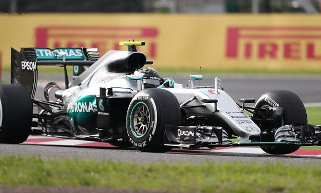 Japanese GP F1 qualifying LIVE: Hamilton and Rosberg vie for pole