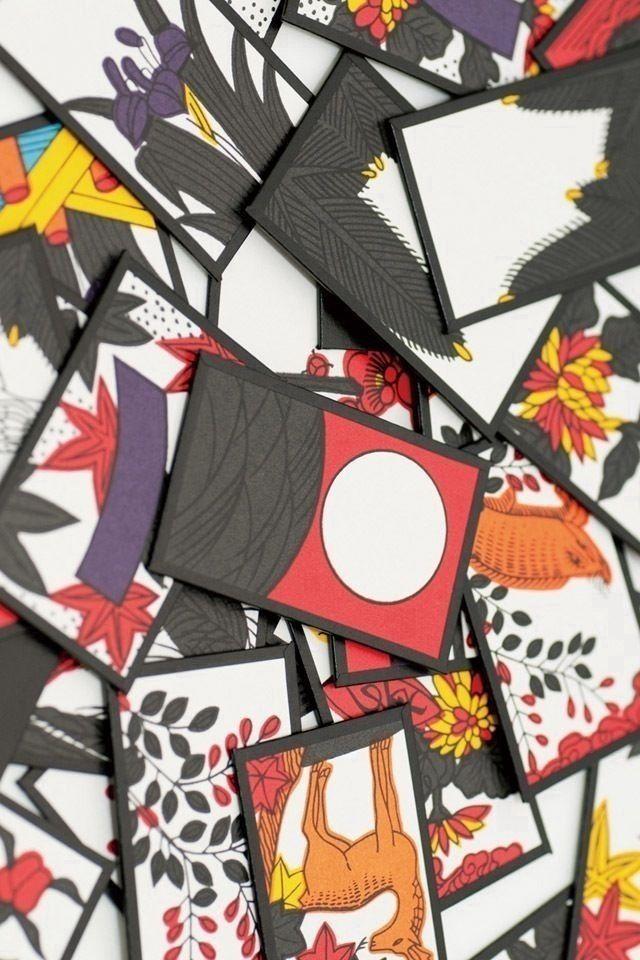 hanafuda (japanese playing cards):花札