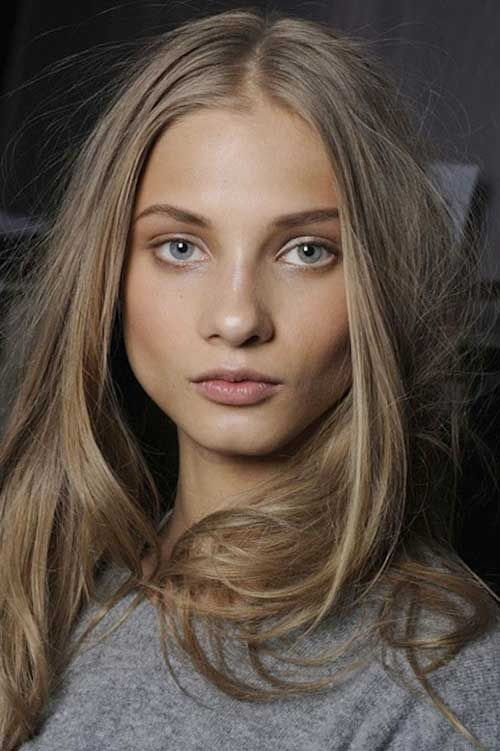 ashy light brown hair - Google Search                              …
