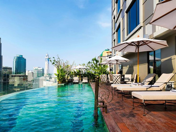 Hotel Muse Bangkok Langsuan - A Mgallery Collection