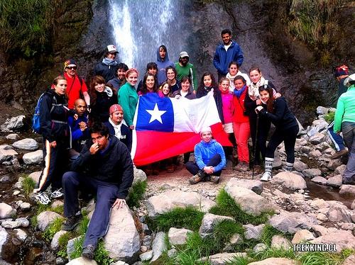 TRekking Aguas de Ramón 20 Oct 2012