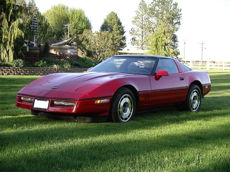c4 corvette | 1985 Corvette Overview - C4 Corvette - www.corvsport.com