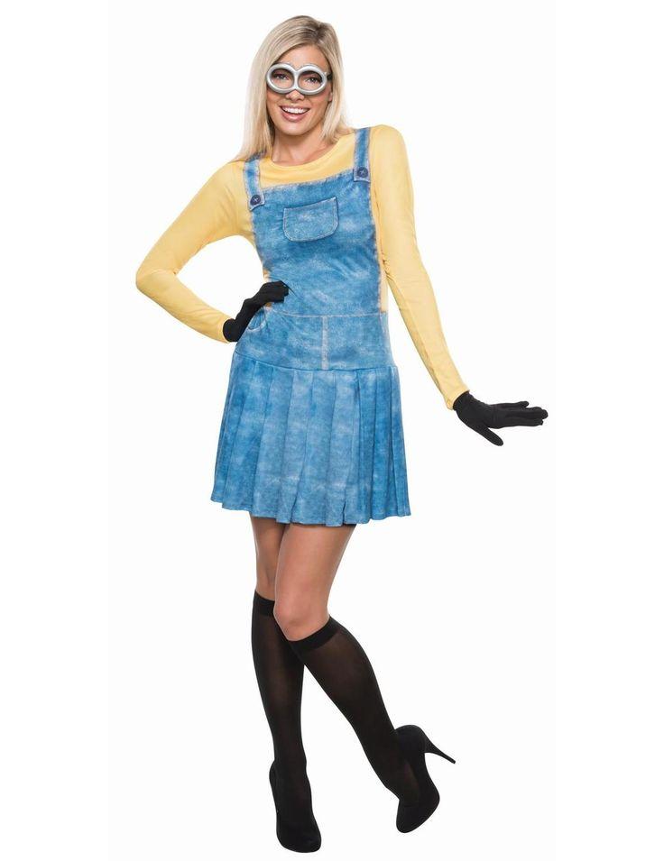 Adult Minion Female Costume