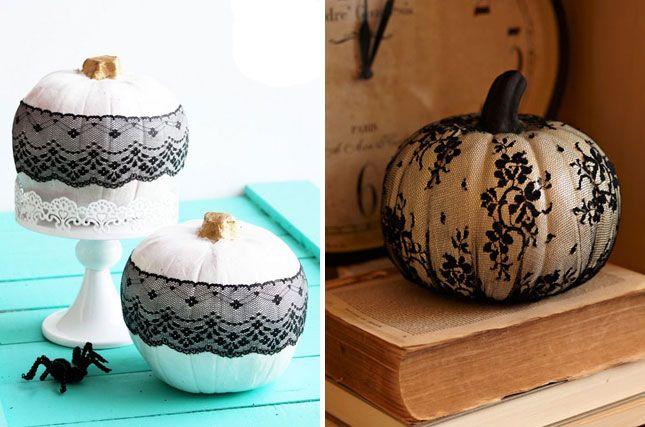 18 DIY Ideas for a Sophisticated Halloween Soiree via Brit + Co.