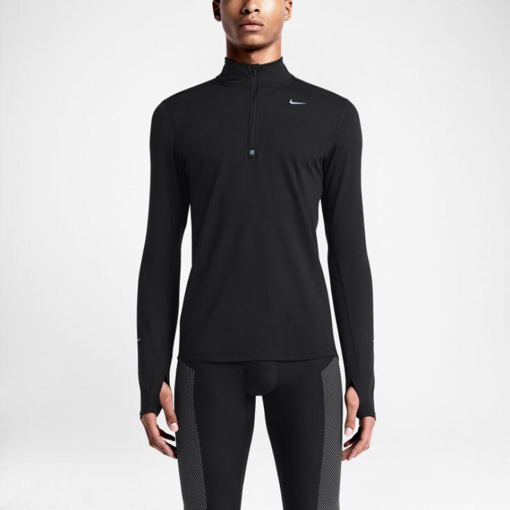 Health Goth // Nike / Nike Element Half-Zip