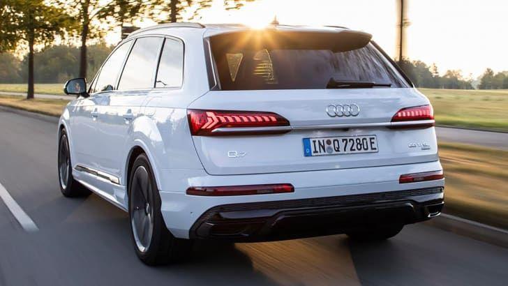 2020 Audi Q7 60 Tfsi E Launches In Europe Unsure For Oz Caradvice Audi Q7 Audi Audi Usa