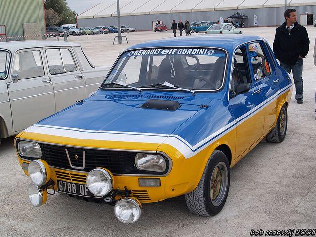 Renault 12 Gordini by benoits15, via Flickr