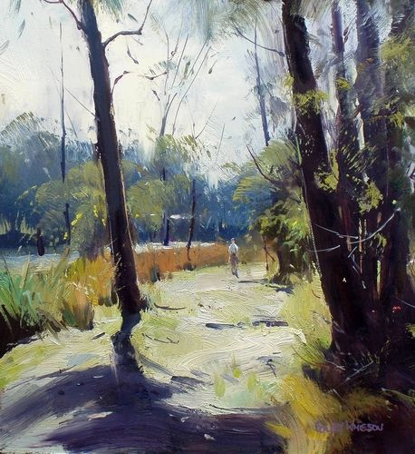 Cool Waters - Queensland, Colley Whisson