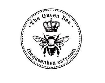 royal bee stamp on Etsy, a global handmade and vintage marketplace.