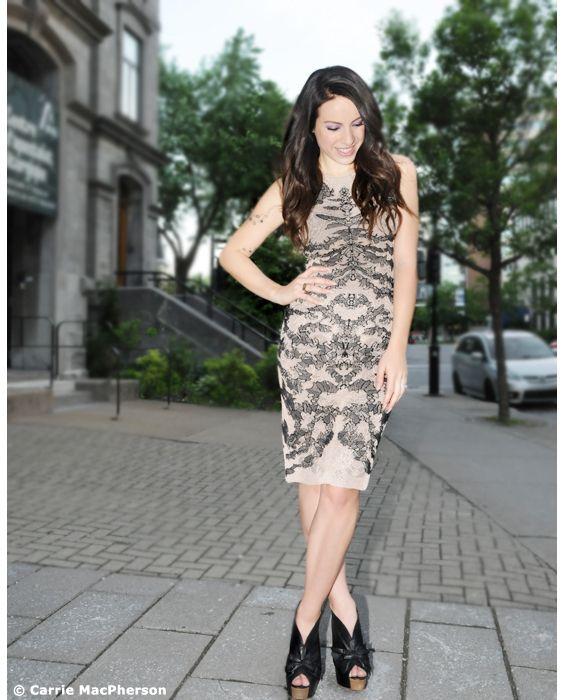 STREET STYLE:  Marie-Mai | Ancienne académicienne est le nouveau visage des produits Annabelle.  http://zurbaines.com/fr/plaisirs-zurbains/mode-de-rue/marie-mai/#