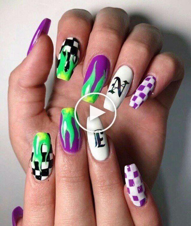 Pin by Aga Pinda on Вкусности | Nail art wedding, Nails