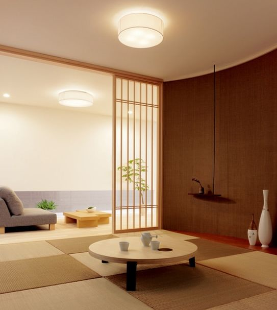 Modern Japanese Home Interior