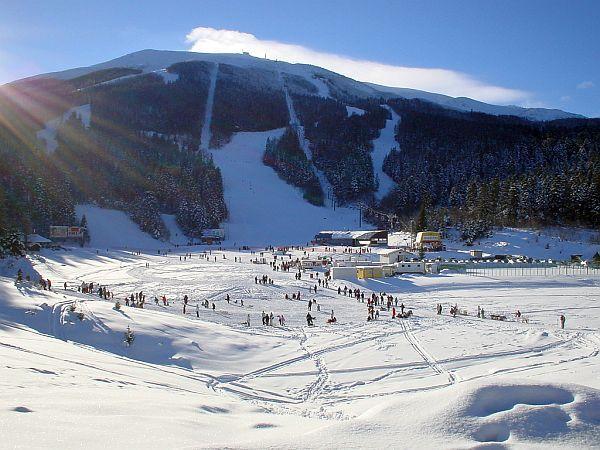 bosnia hercegowina narty bjelasnica zima
