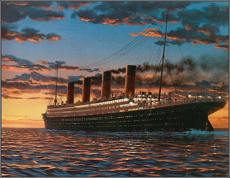 Titanic - Ken Marschall