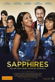 The Sapphires (2012) - A fun movie of a singing group of Aboriginal girls from Australia that toured Vietnam entertaining thr troops. Funny, poignant, joyful.