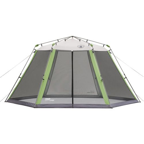 Coleman Shelter x Instant Screen - Find protection from the sun wind and bugs under a Coleman 15 ft. x 13 ft. Instant Screened Canopy at your next picnic ...  sc 1 st  Pinterest & 10 best Canopies u0026 Shelters images on Pinterest | Canopies ...