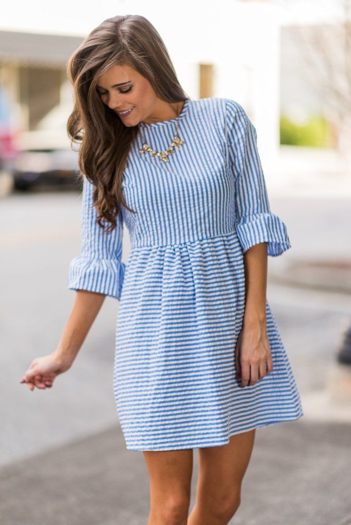 Dreaming Of The Sun Dress, Sky Blue – Dreaming Of The Sun Dress, Sky Blue