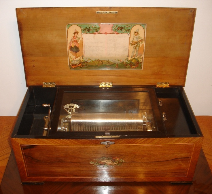 Rare and Retired Items Rare Music Boxes