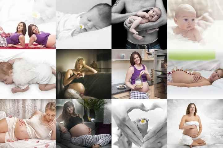 fingerbook Babybaucherl-Babyboom von Wolfram P.