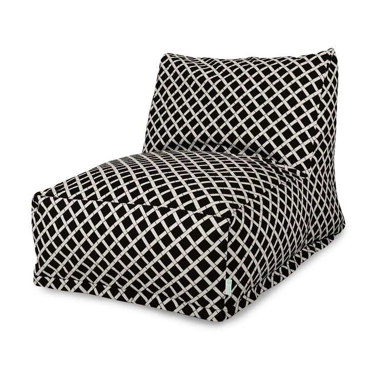 The Tropical Bean Bag Chair Lounger is a wonderful addition to any contemporary deck or backyard. The connected bamboo pattern on the outdoor treated fabric gives an even more contemporary feel to this...  Find the Tropical Bean Bag Chair Lounger, as seen in the Poufs Collection at http://dotandbo.com/category/decor-and-pillows/poufs?utm_source=pinterest&utm_medium=organic&db_sku=93562