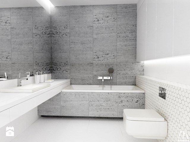 Zdjęcie: Łazienka - projekt wnętrz