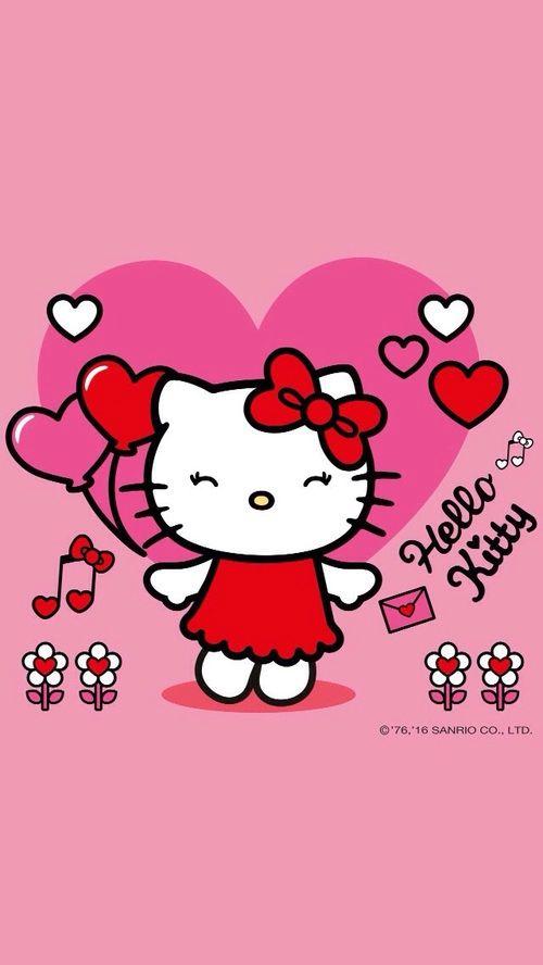1000+ ideas about Hello Kitty Wallpaper on Pinterest ...  1000+ ideas abo...