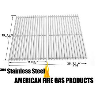Grillpartszone- Grill Parts Store Canada - Get BBQ Parts,Grill Parts Canada: Amana Heat Shield | Replacement 2 Pack Stainless S...