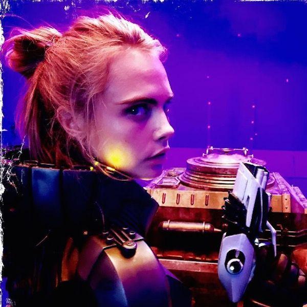 "Cara Delevingne Reveals Movie Poster For Sci-Fi Film ""Valerian"" - http://oceanup.com/2016/10/07/cara-delevingne-reveals-movie-poster-for-sci-fi-film-valerian/"