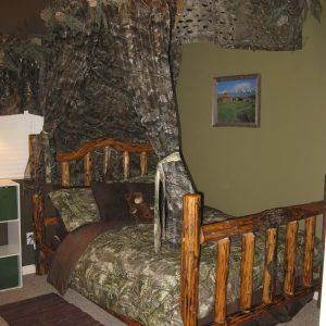 Hunting Camouflage Bedroom Ideas