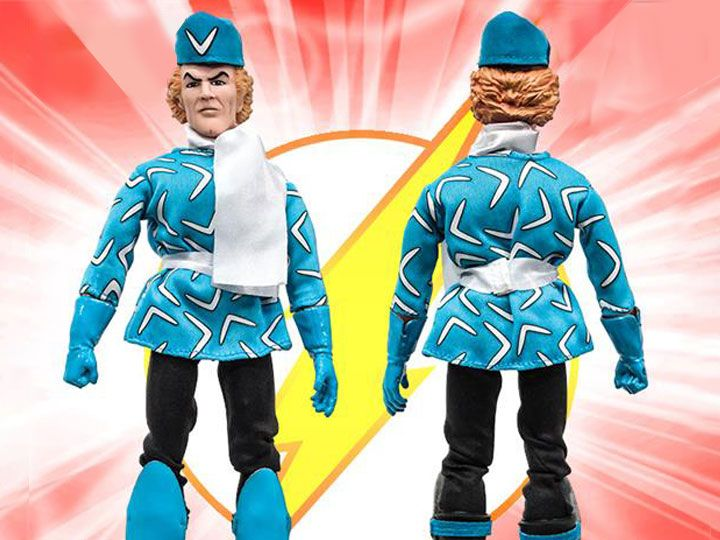 "#transformer dc world's greatest heroes the flash series 1 captain boomerang 8"" retro figure"