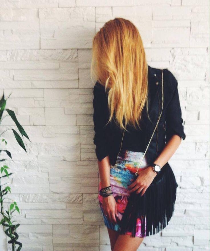 Style tip - roar skirt