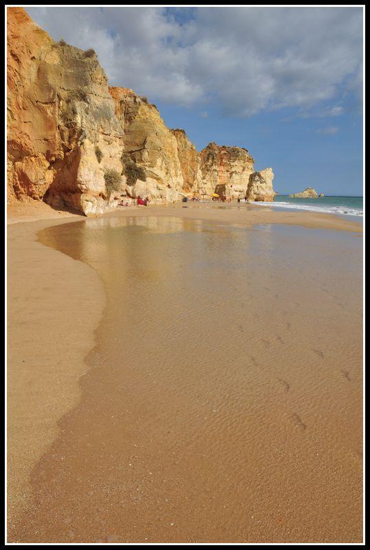 beach # Praia da Rocha - Portimão / Portugal
