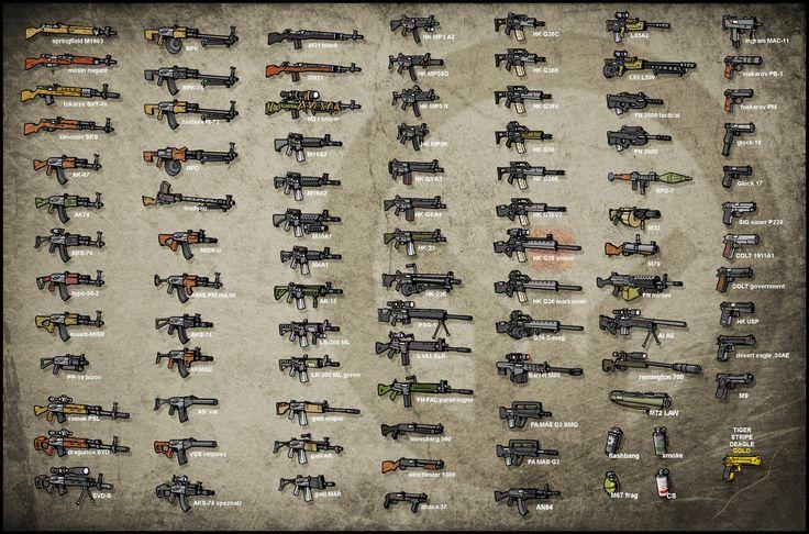 wwii machine gun crossword