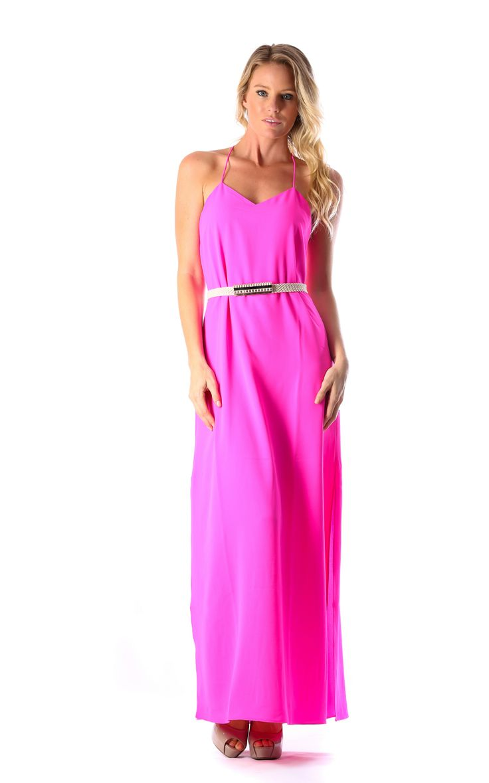 XARA MAXI DRESS NEW PINK WITH BELT  http://runwaydream.com.au/xara-maxi-dress-new-pink-with-belt-ixiah-386?options=cart Retail: $249.95 Hire:  $59