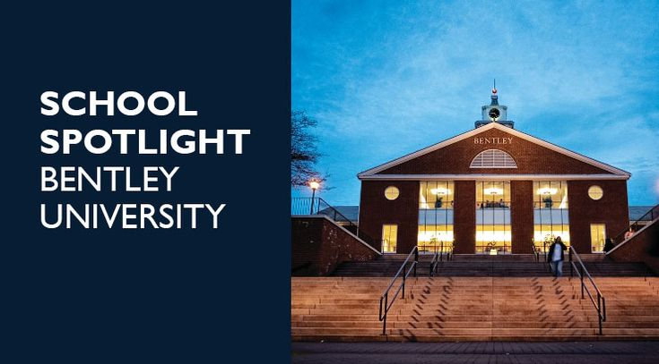 Looking for a world class education in business? Bentley University is a must-add to your college list. Learn more.