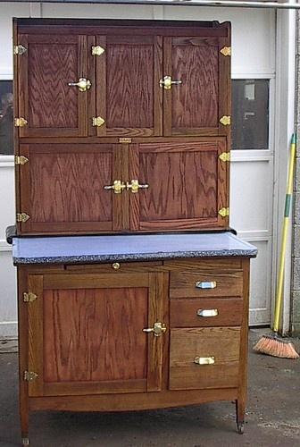 Hoosier Wilson Cabinet