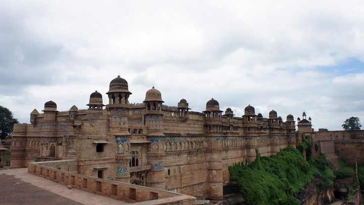 https://flic.kr/p/KuSERu | Gwalior Fort | Gwalior Fort